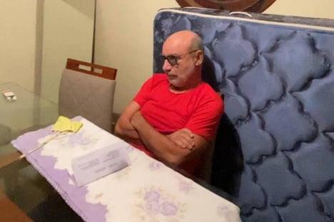 STJ decide amanhã se mantém Queiroz em prisão domiciliar