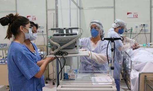 Mais de 10 milhões de casos de Covid-19 no mundo