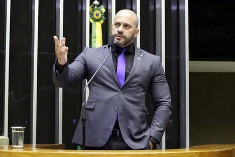 Os projetos apresentados por Daniel Silveira na Câmara
