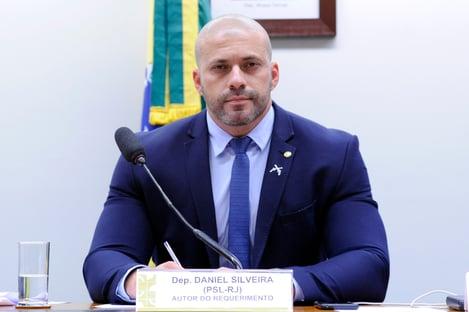 Daniel Silveira recorre de fiança e pede ao STF para não ser preso novamente