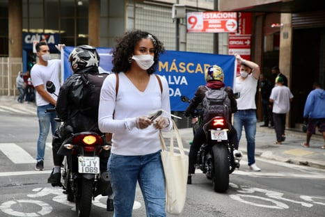 SP inclui mais de 23 mil casos de Covid em número da pandemia