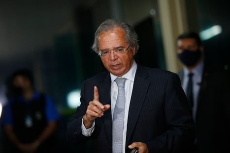 Guedes debate no Congresso situação fiscal brasileira na pandemia