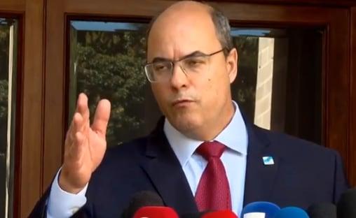 Defesa diz que Witzel não interferiu em investigações
