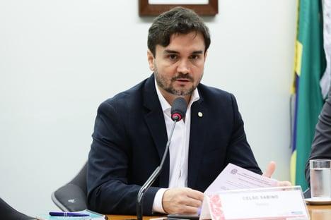 Celso Sabino troca PSDB por PSL