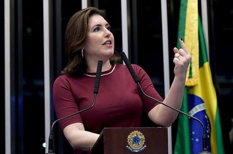 Senado discutirá cota de 30% da cúpula dos partidos para mulheres