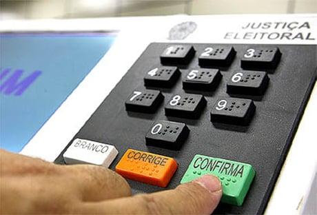 MP Eleitoral de SP defende urna eletrônica