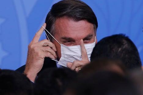 O inconformismo com o vídeo raivoso de Bolsonaro