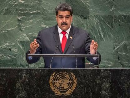 Acusado de crimes contra a humanidade, Maduro diz na ONU ser alvo do império estadunidense