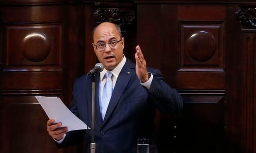 Justiça do Rio inaugura tribunal que votará impeachment de Witzel