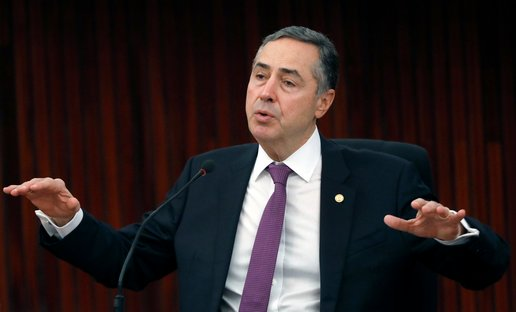 Deputado preso na Furna da Onça reclama a Barroso de criminalização da política