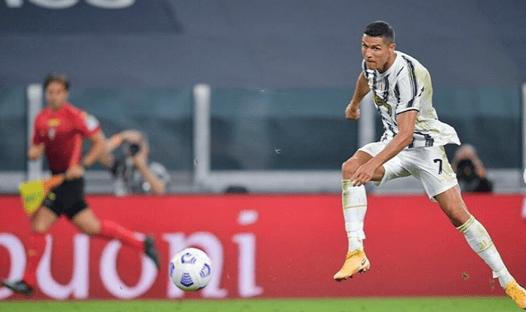 Cristiano Ronaldo está com Covid-19