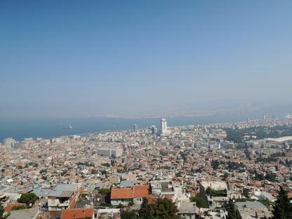 Terremoto na Turquia e na Grécia mata pelo menos 4