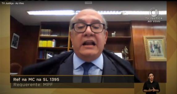 """Gilmar manda recado a Bolsonaro: """"Só pode padecer de amnésia"""""""