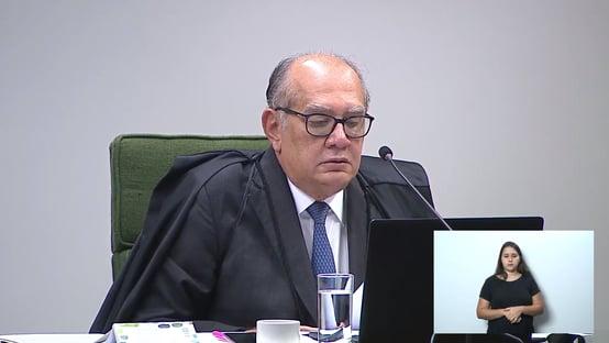 Gilmar fala em desvirtuamento brutal da competência da Lava Jato no Paraná