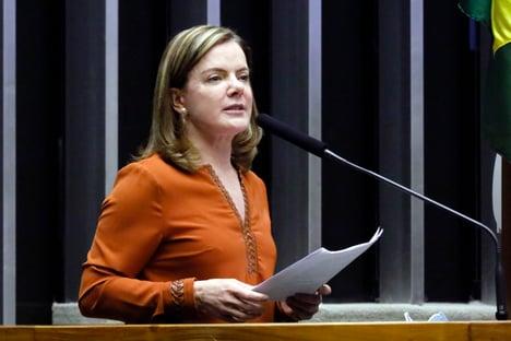 PT diz que aliança por Baleia é necessária para derrotar Bolsonaro