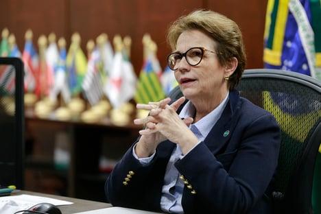 Políticos que estiveram com Tereza fazem exame de Covid; ela participou da reunião DEM-PSL