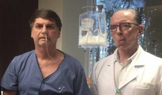 Médico de Bolsonaro diz que vacina matou voluntário brasileiro