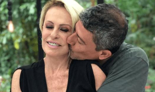 """Ana Maria Braga: """"Perdi meu parceiro de todo dia, meu amigo, meu filho"""""""