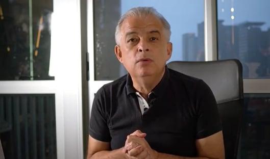 """França: """"Doria nem é governador. O governador é Rodrigo Garcia"""""""