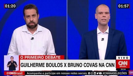 Boulos acusa Covas de tratar cracolândia na porrada