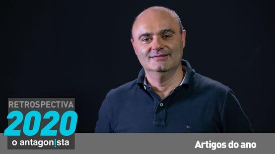 """Mario Sabino: """"Moro, atire pedra em todo cão que ladra"""""""