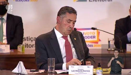 Barroso é o pior adversário que Bolsonaro poderia ter