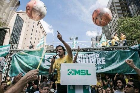 MBL e Vem pra Rua decidem organizar ato conjunto contra Bolsonaro