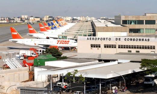 Infraero prevê queda de 41% no movimento de aeroportos na alta temporada