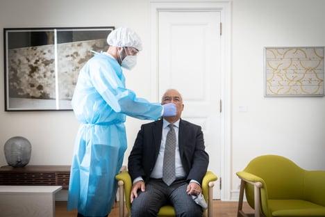 Covid-19: Portugal vai começar vacinação em 27 de dezembro