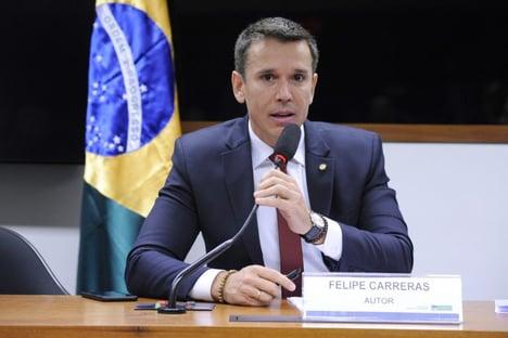 """Relator da proposta para legalizar jogos de azar nega influência do Planalto: """"Zero"""""""