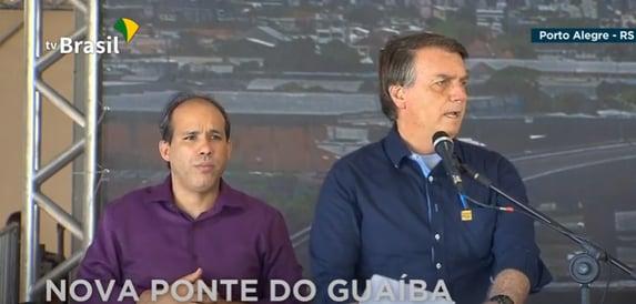 """""""Estamos vivendo um finalzinho da pandemia"""", diz Bolsonaro"""
