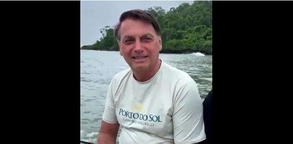 Os deuses já enlouqueceram Bolsonaro