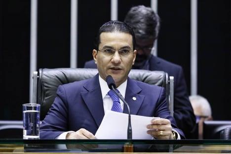 """Marcos Pereira diz que Mendonça """"preenche todos os requisitos"""" para o STF"""