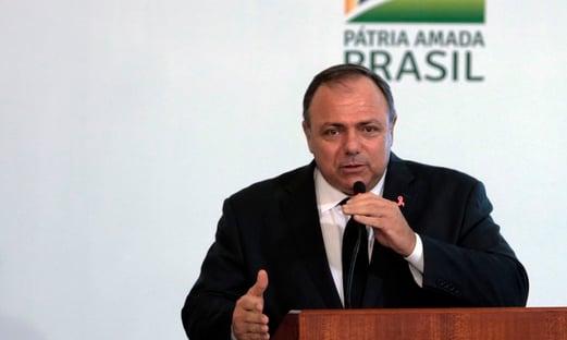 """Pazuello """"sela a paz"""" com Doria e reafirma interesse em comprar Coronavac"""