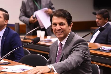 """""""Já mandei excluir"""", diz relator da reforma administrativa, sobre jabuti contra PF"""