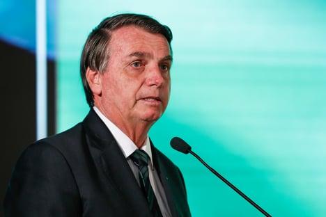 """Bolsonaro: """"Não continuem nos provocando, não queiram nos ameaçar"""""""