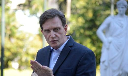 MP suspeita de vazamento de operação e pede quebra do sigilo telefônico de Crivella