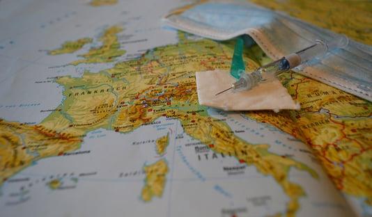 Presidente da Comissão Europeia diz que AstraZeneca vai entregar mais 9 milhões de doses