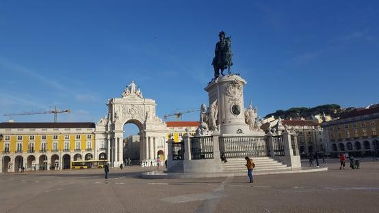 Depois de confinamento, Portugal registra 1 morte por Covid em 24 horas