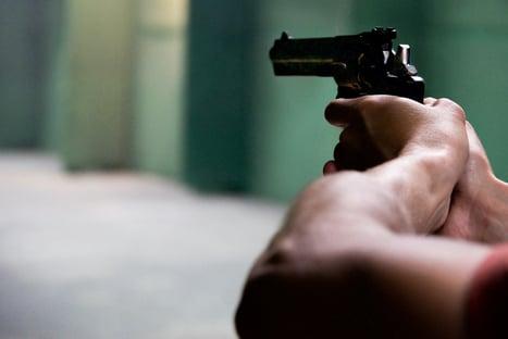 Número de armas em mãos de civis passa de 1 milhão