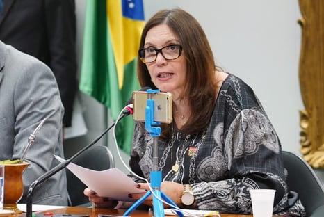 PSL confirma indicação de Bia Kicis para comandar CCJ da Câmara