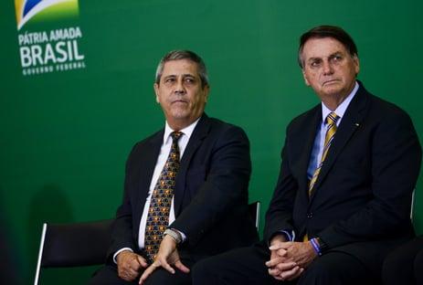 """Militares dizem que suposta ameaça de Braga Netto seria """"voz isolada"""""""