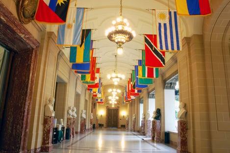 OEA condena invasão do Congresso dos EUA