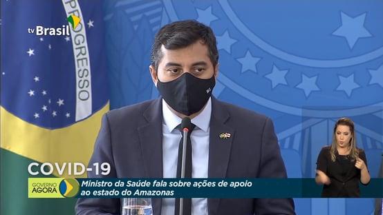 CPI da Covid convoca Wilson Lima, Helder Barbalho e outros 7 governadores