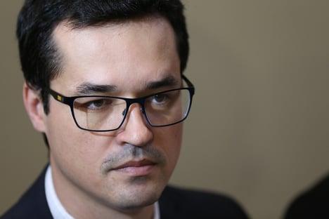 Kassio vota para manter punição a Dallagnol por post sobre Renan Calheiros