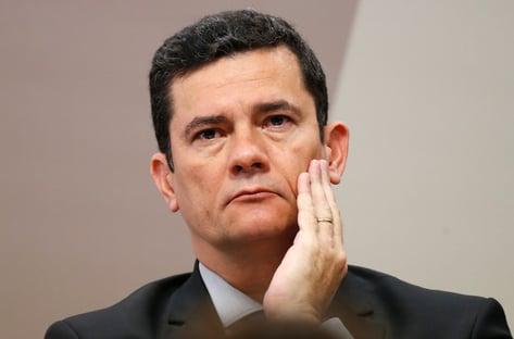 Sergio Moro está bem entusiasmado com a candidatura