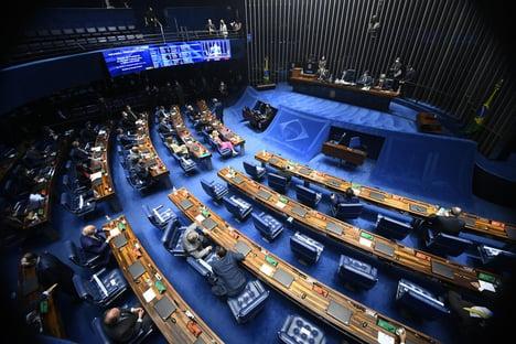 AO VIVO: Senado vota nova Lei de Improbidade