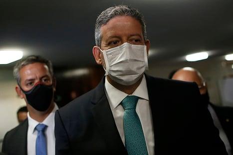 """""""Questionar Orçamento na pandemia é injustificável"""", diz Lira"""