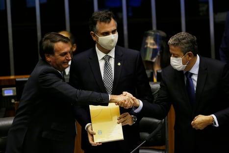 O pacotão da impunidade de Lira
