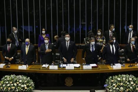 Fux convidará novamente Bolsonaro, Lira e Pacheco para reunião